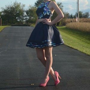 Rachel Allan Homecoming Dress